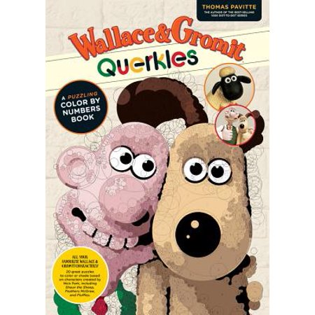 Wallace and Gromit Querkles - Wallace Et Gromit Halloween