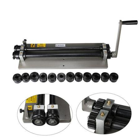 BEAMNOVA Industrial Sheet Metal Bead Roller, RM-18 Rotary Machine 18