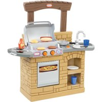 Little Tikes Cook 'n Play Outdoor BBQ Grill Play Set