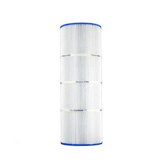 Super-Pro PFAB100 SPG 4 oz 22.12 in. 100 sq ft. Replacement Filter Cartridge for Pentair-Pac Fab Mytilus B 100 gpm MA-100-160 Mitlus FMY 100