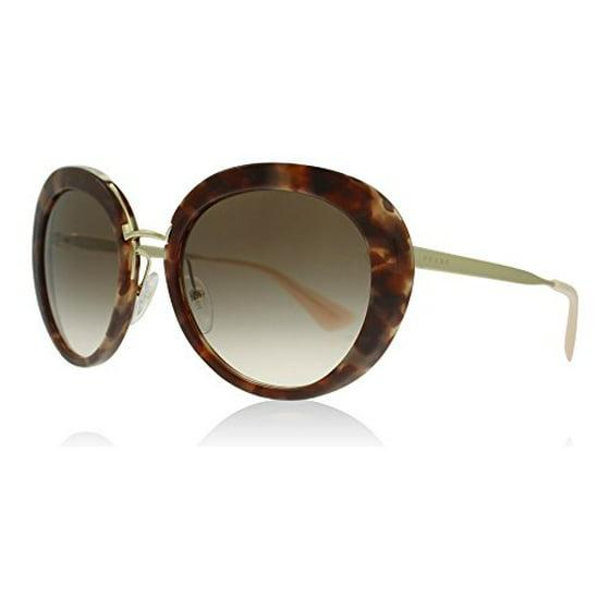 e811f998bdd2 PRADA - PRADA Sunglasses PR 16QS UE00A6 Spotted Brown Pink 55MM ...