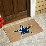 Generic Brand Dallas Cowboys Color Exterior Doormat