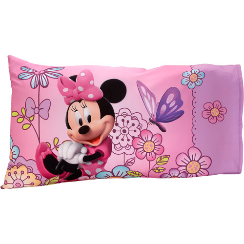 Disney Minnie Mouse Flower Garden 2pc Toddler Sheet Set