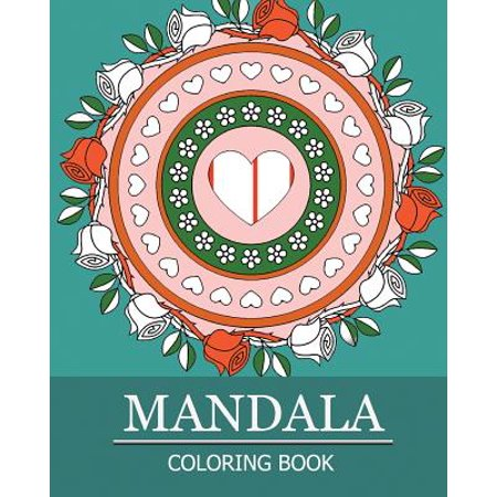 Mandala Coloring Book Stress Relieving Patterns Coloring Books For Adult Coloring Book For