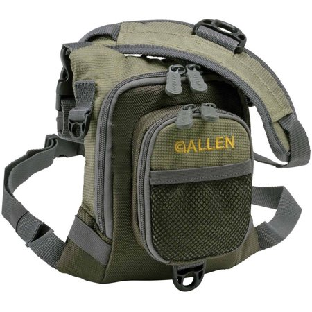 Bear Creek Micro Fly Fishing Chest Pack by Allen Company