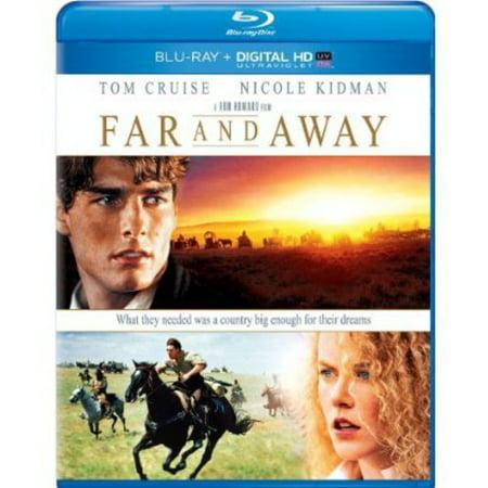 Far And Away  Blu Ray   Digital Copy