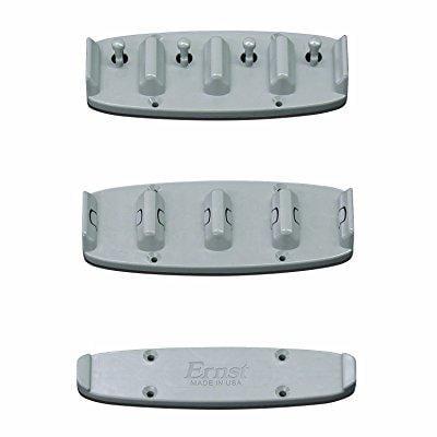 Ernst Manufacturing 8350M-Gray Magnetic Socket Organizer Mounting Kit