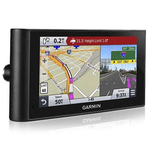 "Garmin dezlCam LMTHD 6"" GPS Truck Navigator with Built-in Dash Cam by Garmin"