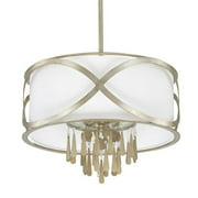 "Donny Osmond Home 4964-617 4-Light 21.5"" Wide Pendant from the Berkeley Collection"