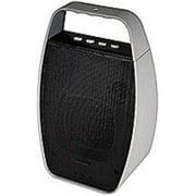NXG Technology NX-WRLSM-GRAY Portable Wireless Bluetooth Speaker - Weather Resistant - Gray