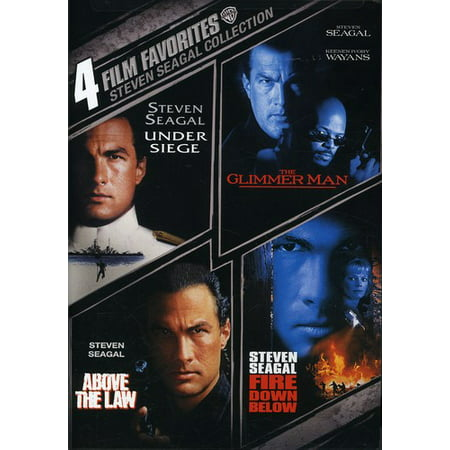 4 Film Favorites  Steven Seagal