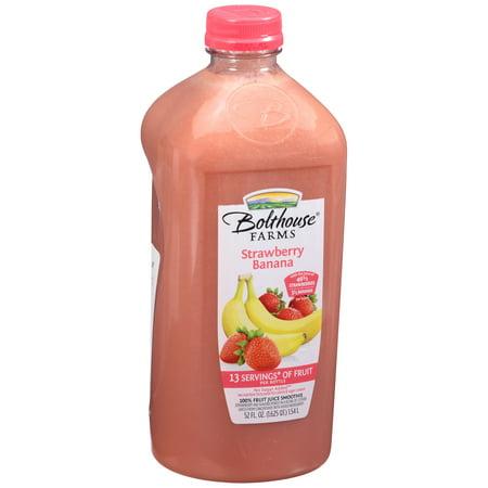 Bolthouse Farms 100% Fruit Juice Smoothie Tropical ...  Bolthouse Farms