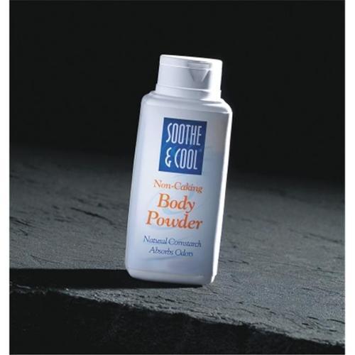 Soothe & Cool Cornstarch Body Powder 14 OZ, 12 Count