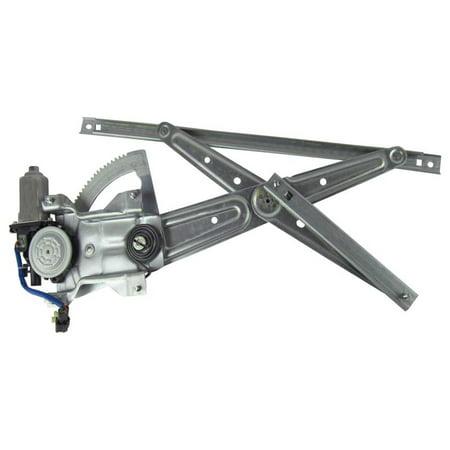 WPR4921RM Power Window Motor and Regulator For 2003-2009 Kia -