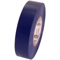 """Blue Electrical Tape 3/4"""" x 66 ft Roll 7 mil"""