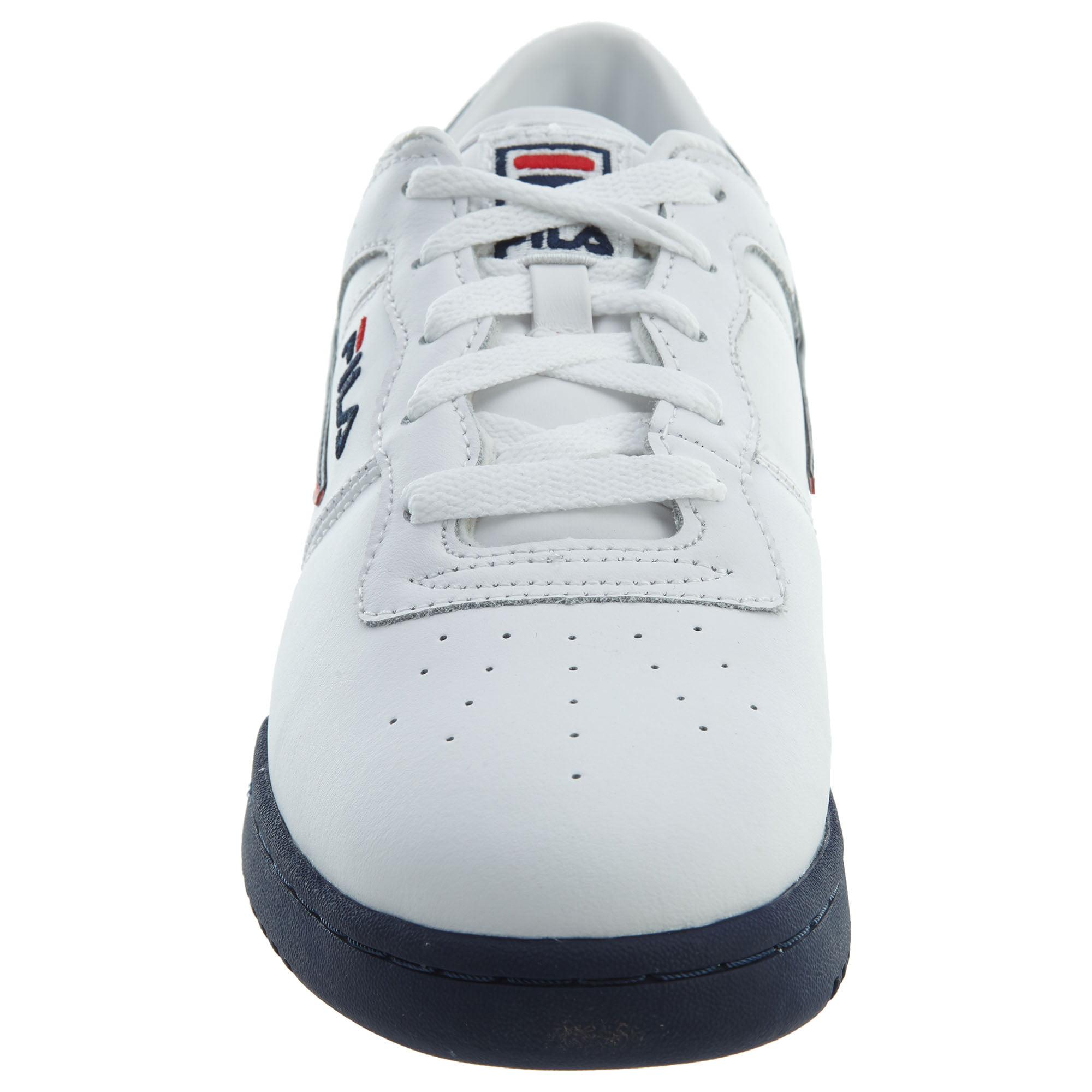 96df99798fd Fila - Fila 3VF80105-970   Original Fitness Kid Black Red White Sneakers -  Walmart.com