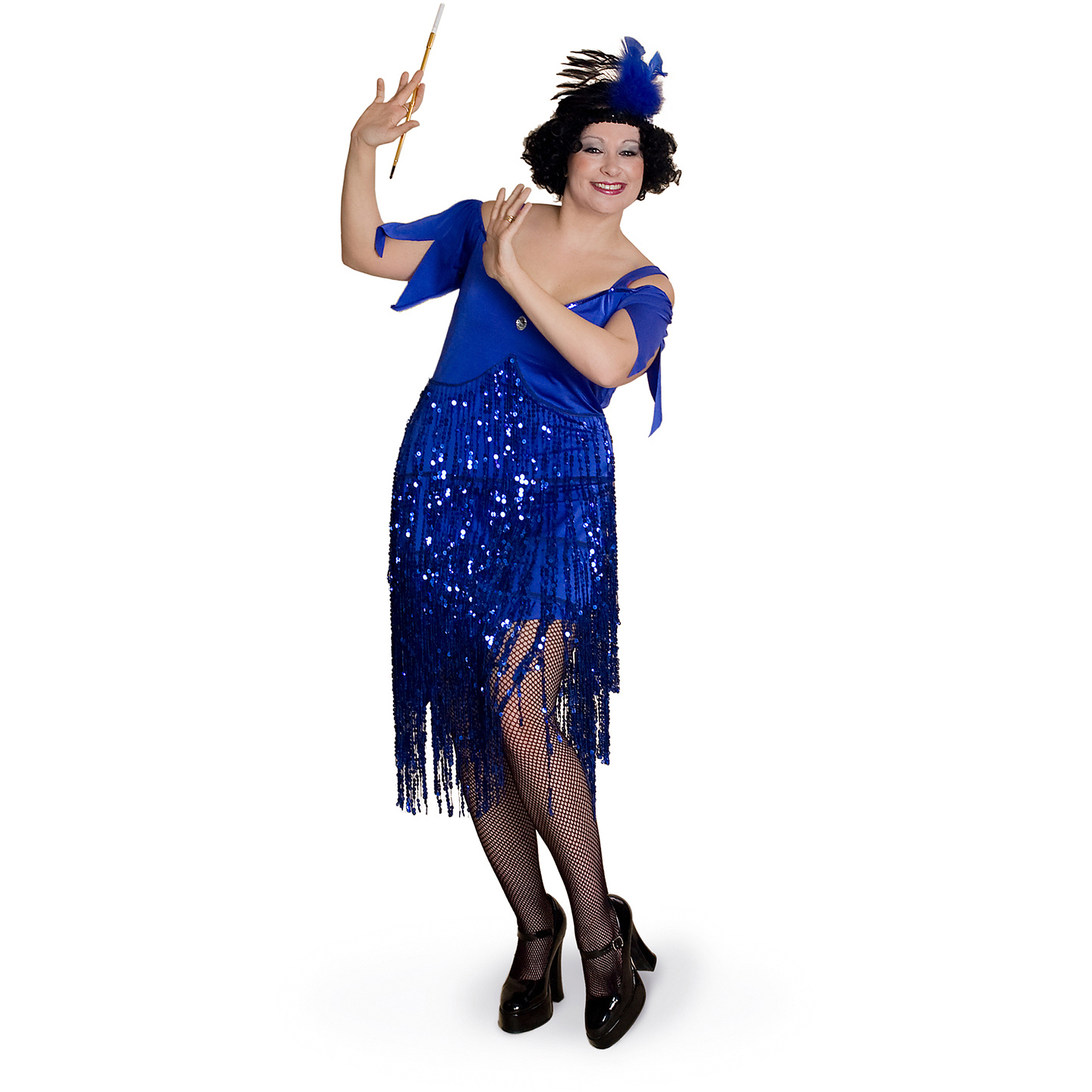 Lava Diva Flapper Women's Plus Size Adult Halloween Costume