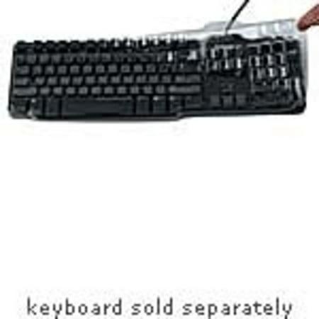 Protect Microsoft Ergonomic Keyboard Cover - Supports Keyboard - Clear