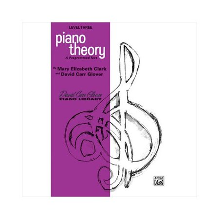 Alfred 00-FDL00327 Piano Theory- Level 3 - Music Book