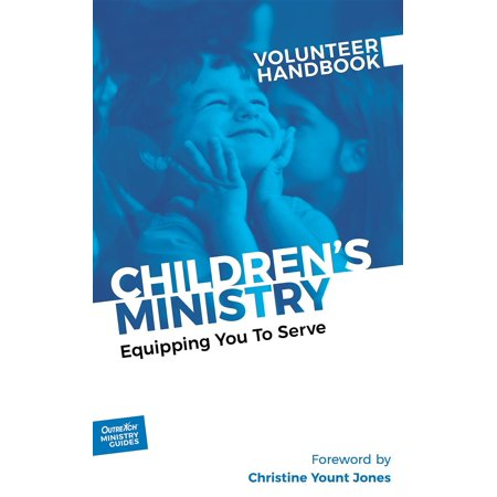 Children's Ministry Volunteer Handbook - eBook Equipping Childrens Ministry VolunteersWhether you are part of your churchs childrens ministry, or thinking about serving in childrens ministry, the Childrens Ministry Volunteer Handbook is for you!Too often, people view childrens ministry as a place to drop off the kids so the adults can listen to the sermon, uninterrupted. They fail to see the power and potential of childrens ministry.In Matthew 19:13-14, Jesus said, Let the little children come to me, and do not hinder them, for the kingdom of heaven belongs to such as these. While we may see the naivete of children as a detriment, Jesus sees it as a strengththere is beauty in the simplicity of the gospel. Investing in childrens ministry is a worthwhile and crucial part of the church.This practical handbook features insights from six authors, all experts in the field of childrens ministry, with over 100 years of combined experience. They will help guide you through the challenges and joys of childrens ministryand how it is vital to the Kingdom of God.