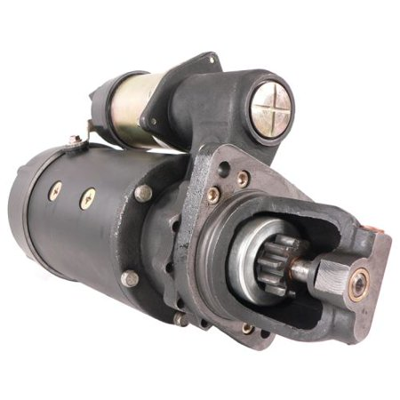 DB Electrical SDR0056 Starter For Chevy, GMC B7 C50 C60 C70 C80 C5500 C6500 C7500 C8500 P-Series Topkick Kodiak /Ford L6000 7000 8000 9000 Trucks /Caterpillar 3116 3126 C-7 /10461082 10461110 1993947