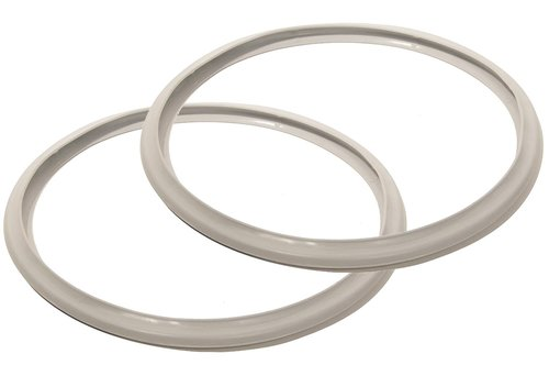 10 Inch Fagor Pressure Cooker Replacement Gasket (Pack of 2) Fits Many 8 and 10 Quart Fagor Stovetop Models... by