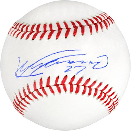 Vladimir Guerrero Los Angeles Angels of Anaheim Autographed Baseball by