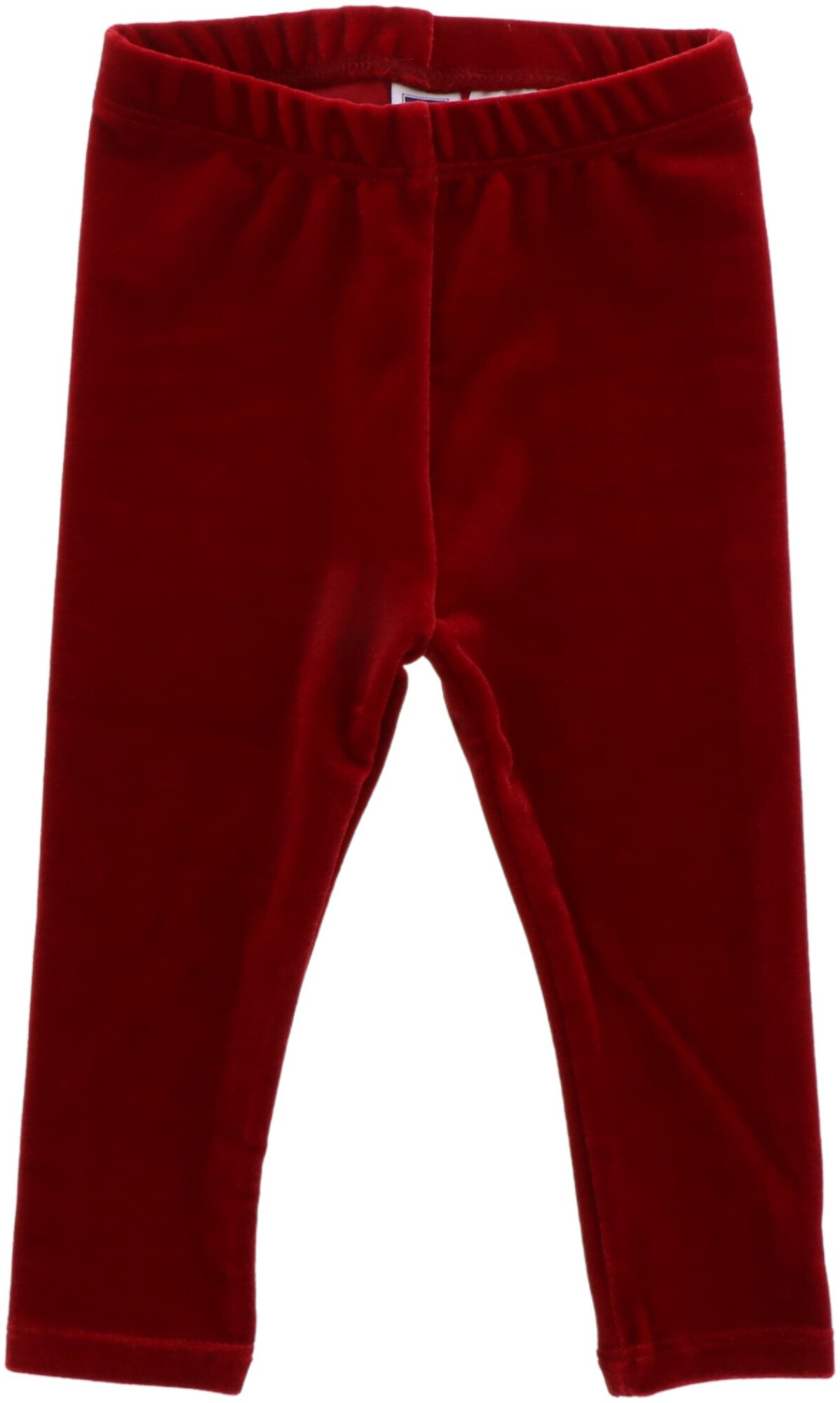 Janie and Jack Girls Velvet Legging