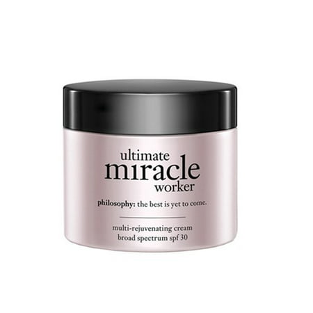 Philosophy Ultimate Miracle Worker Multi-Rejuvenating Face Cream SPF 30, 0.5 Oz