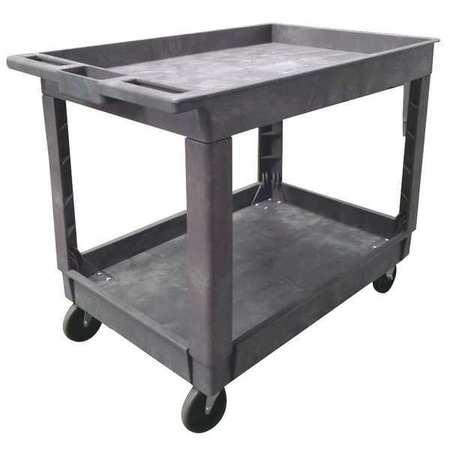 Utility Cart,500 lb. Load Cap. ZORO SELECT 5UTJ2