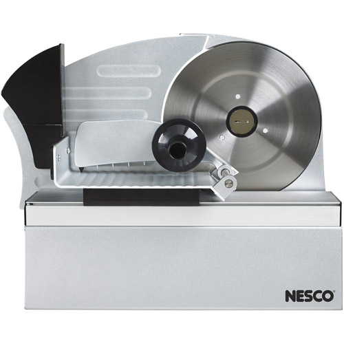 Nesco Food Slicer, Stainless Steel