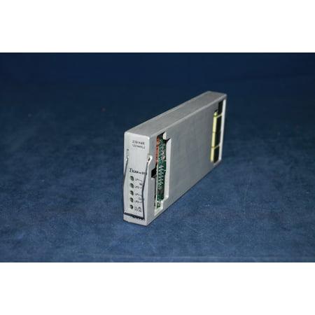 Image of 1223445L2 Heci: T1R6189 Adtran 239 HDSL 4 T1 regenerator H4R repeater REV F-H