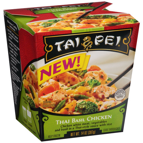Tai Pei Thai Basil Chicken, 14 oz
