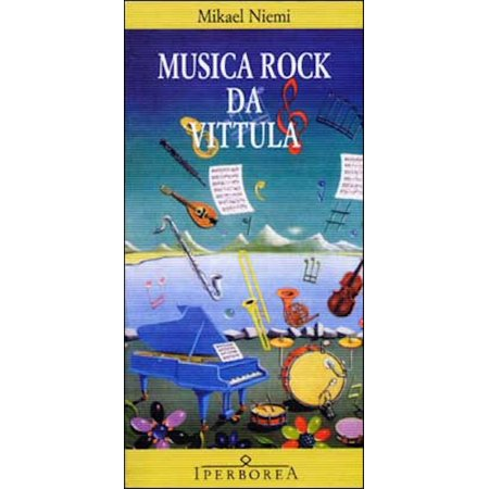 Musica Rock Da Vittula - eBook - Musica Rock Halloween