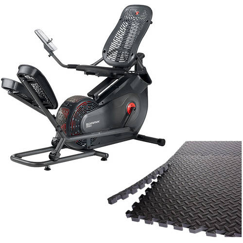 Schwinn 520 Reclined Elliptical with Bonus Puzzle Mat