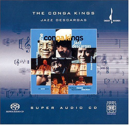 Conga Kings Jazz Descargas [SACD] by CHESKY RECORDS