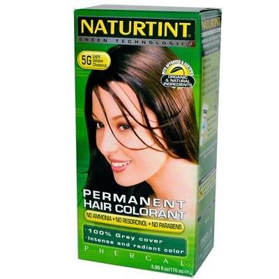 Naturtint 5G Light Golden Chestnut Permanent Hair Colorant - 5.6 Oz
