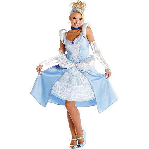 Disney Cinderella Adult Halloween Costume