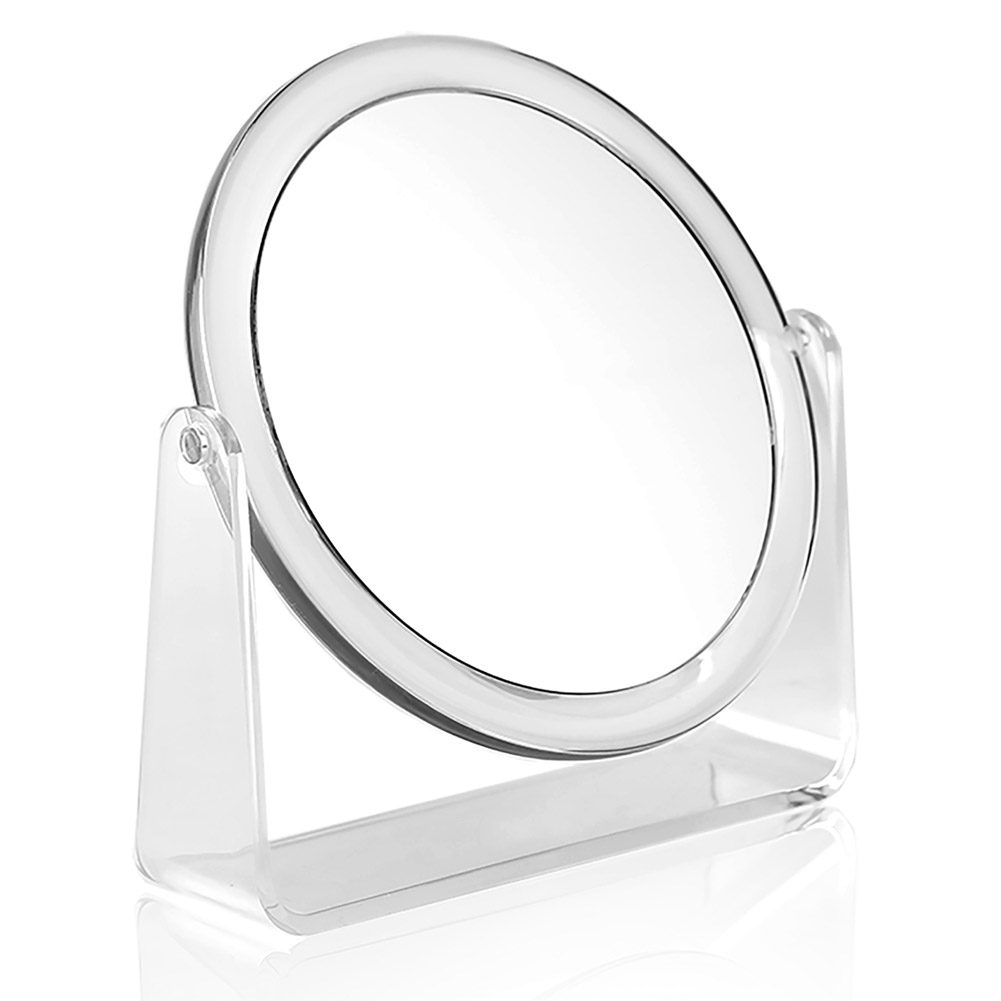 Karina 10X Round Dual-Sided 6.25 Vanity Mirror (10X & Normal) by Karina