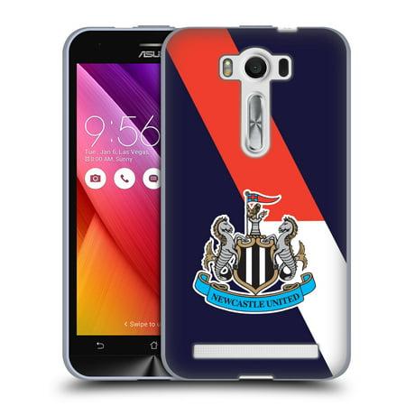 OFFICIAL NEWCASTLE UNITED FC NUFC 2015/16 CREST KIT SOFT GEL CASE FOR ASUS ZENFONE PHONES