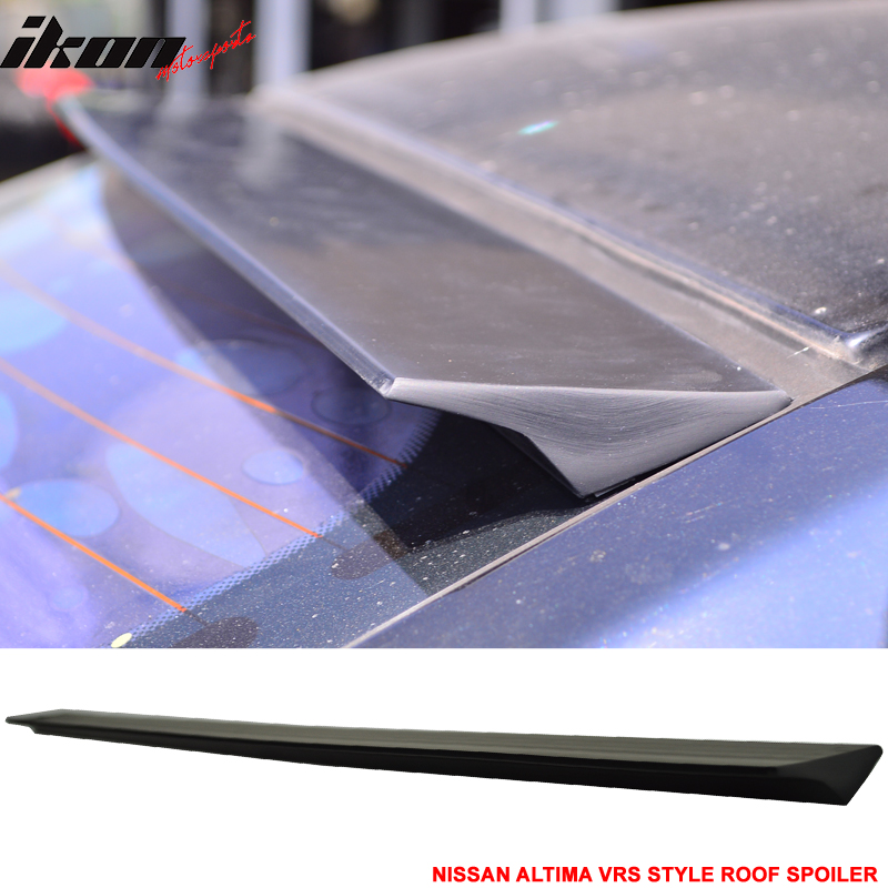 For 02-06 Nissan Altima L31 4DR VRS Style Roof Spoiler Wing Unpainted - PUF