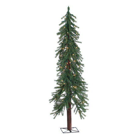 Sterling 5Ft. Pre-Lit Alpine Tree with 150 clear lights