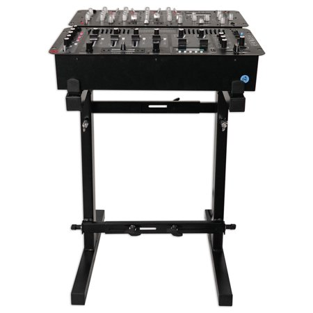 Rockville Portable Adjustable Mixer Stand For American Audio QD1 MKII