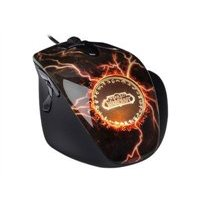 SteelSeries World of Warcraft - [Legendary] Edition - mouse - optical - 11 buttons - wired - USB