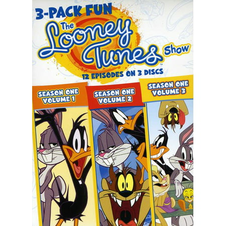 The Looney Tunes Show: 3-Pack Fun