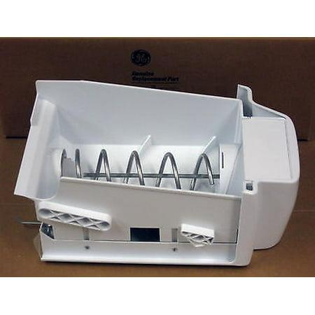 WR17X11447 Genuine GE OEM Refrigerator Freezer Ice Bucket Auger Dispenser