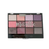 BEAUTY TREATS Metallic Eyeshadow Palette - 02