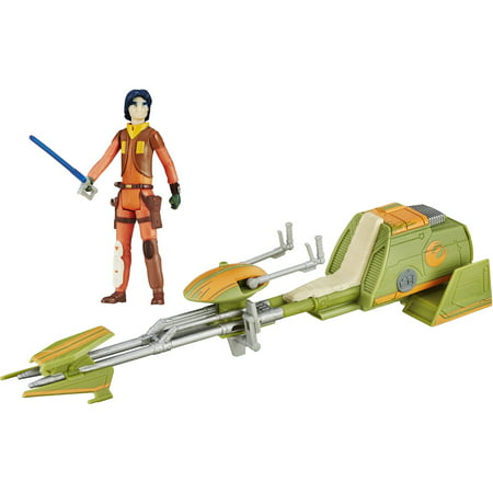 Star Wars Rebels Ezra Bridger's Speeder (Star Wars Rebels Ezra)