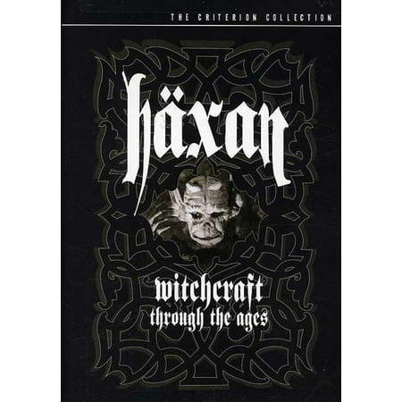 Top Witchcraft Movies (Haxan: Witchcraft Through the Ages (Criterion Collection))