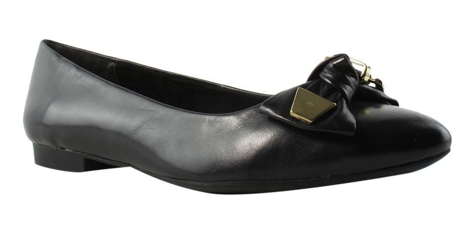 New Bella Vita Womens Black Ballet Flats Size 8.5 (AA,N) by Bella Vita